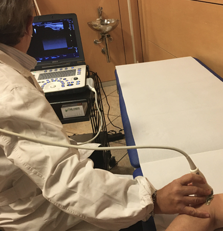 eografia muscolo tendinea bologna